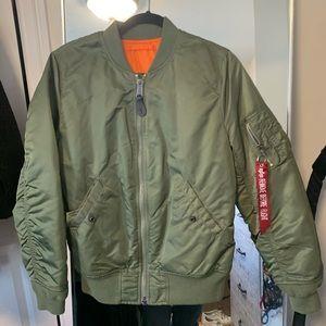 Alpha industries jacket MA-1